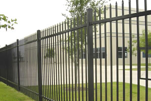 Fence for Factory