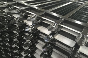 Tubular Picket Railing